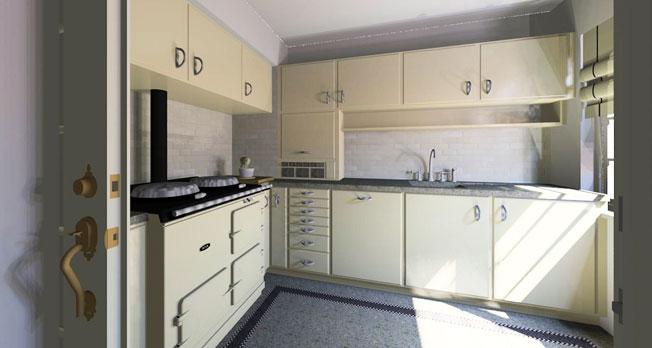 30 jaren kitchens keuken - Deco keuken ontwerp ...