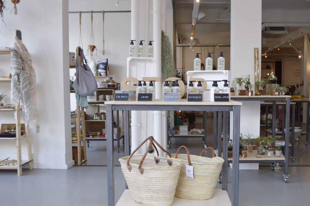 Keet Rotterdam showroom