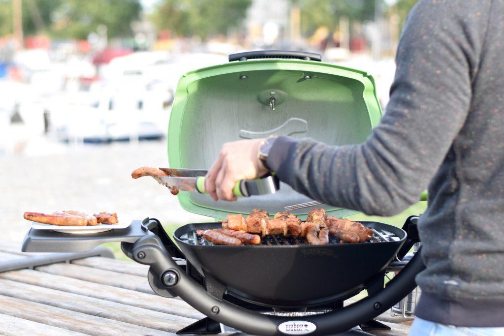 Weber barbecue Kempisch Dok