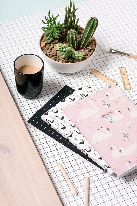 inspiratie-notitieboekjes-zwart-wit-pastel