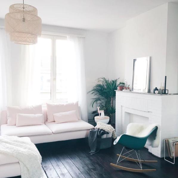 roze sofa ikea soderhamn