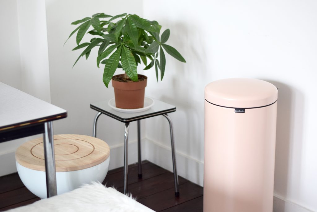 Brabantia Clo Clo interieur new icon pedaalemmer roze