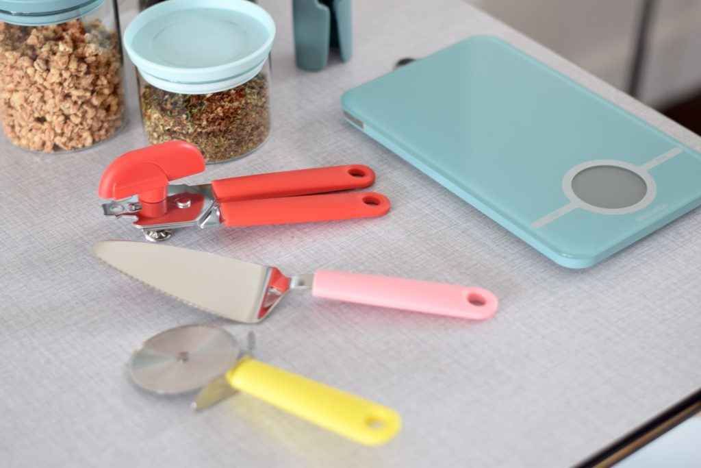 Brabantia Clo Clo interieur tasty colours keuken
