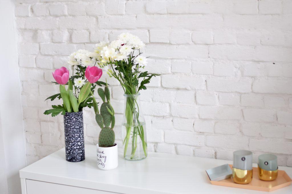 Jasmien Witvrouwen interieur bloemen