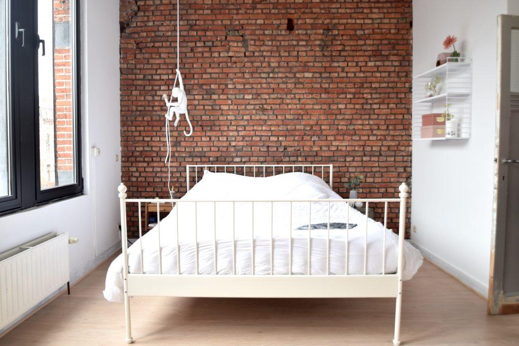 Jasmien Witvrouwen interieur slaapkamer