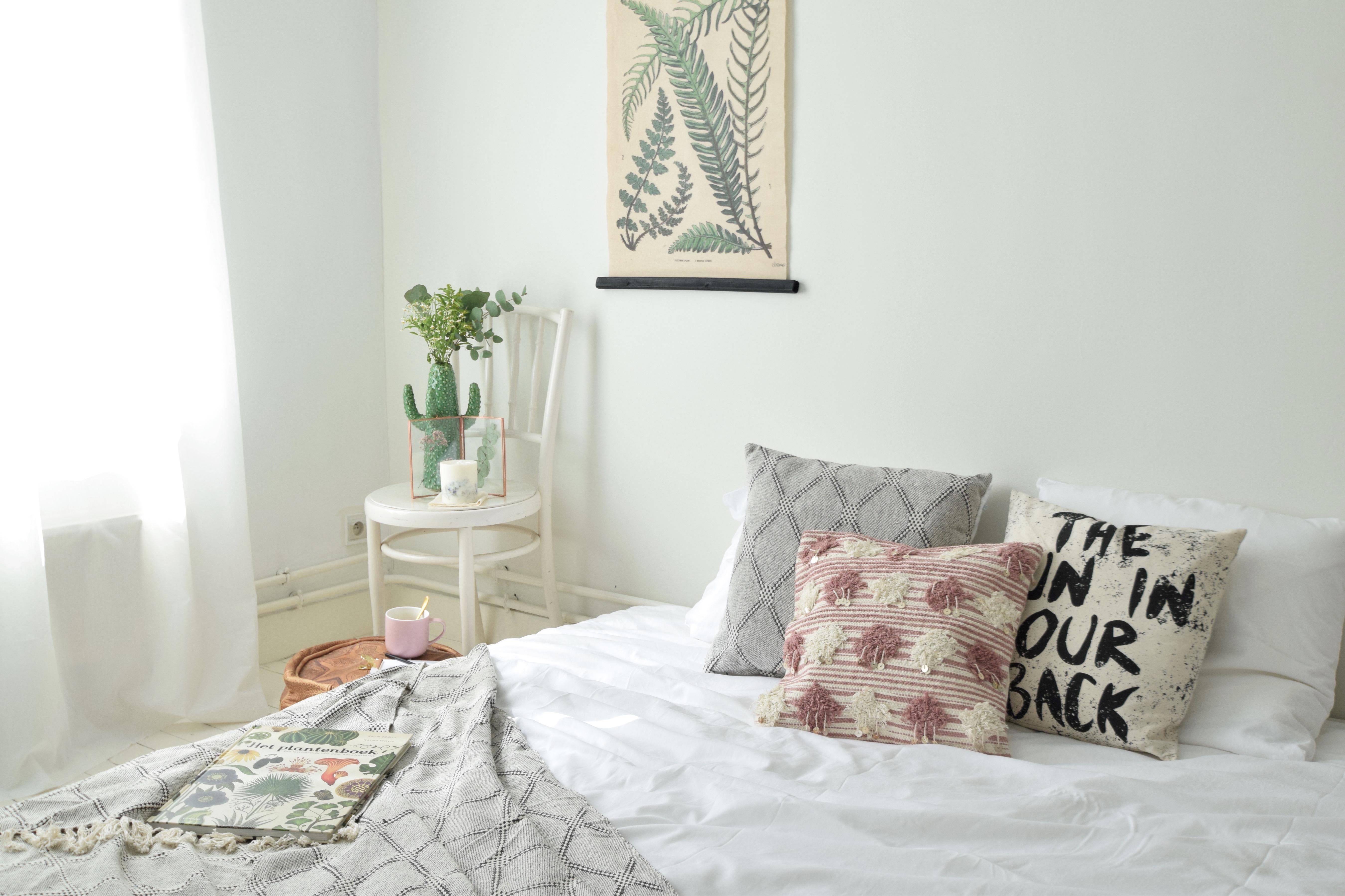 Mini slaapkamer make-over – www.cloclo.be
