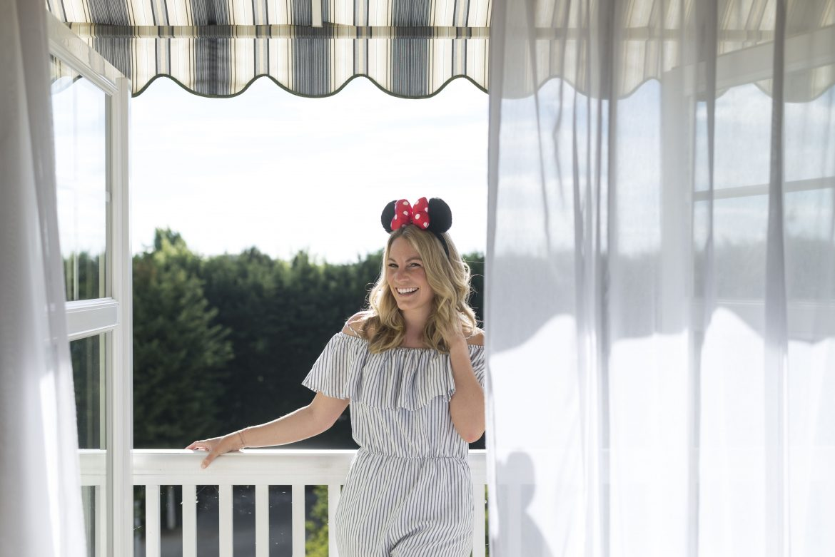 Anne-Catherine Gerets Clo Clo Disney 1