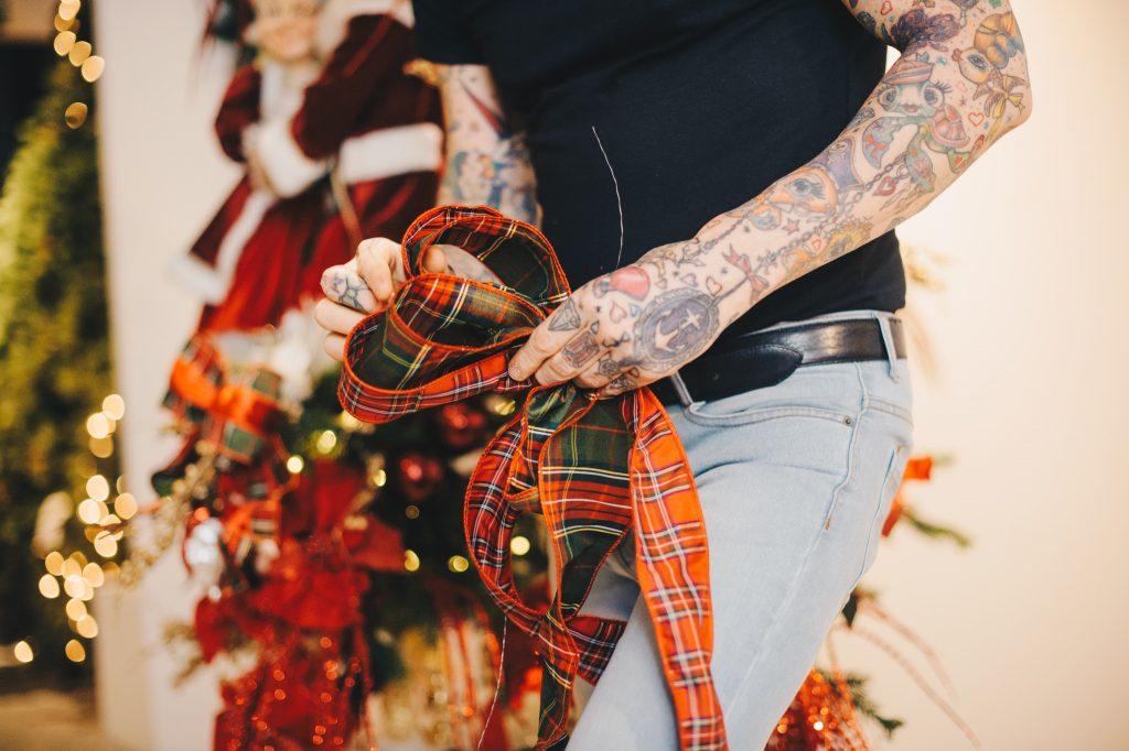 Goodwill Anne-Catherine darren mckay kerststrik