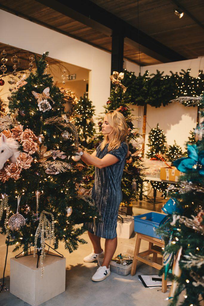 Goodwill Anne-Catherine kerstboom bijzonder