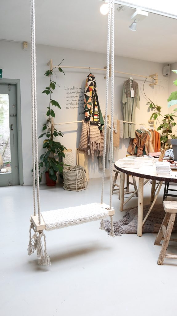Sukha Amsterdam schommelstoel