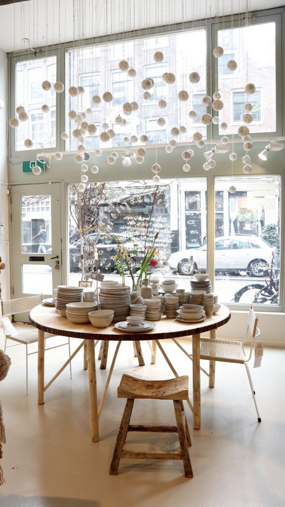 Sukha Amsterdam shop