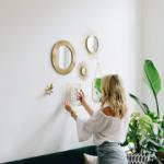 spiegels-muur