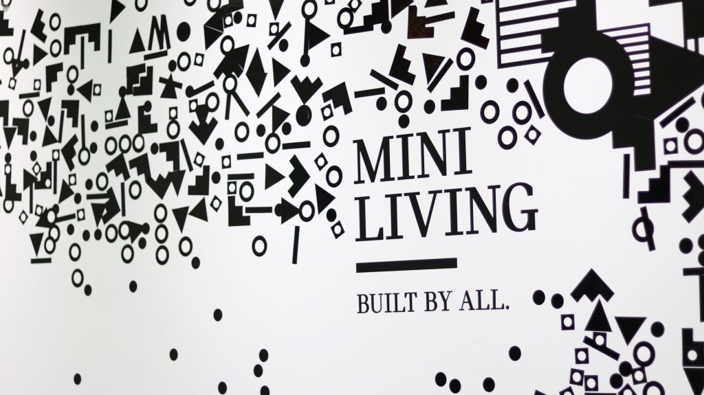 MINI Living Milan Built by All