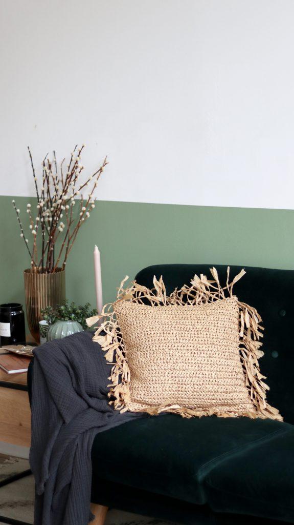 Sofacompany groene zetel