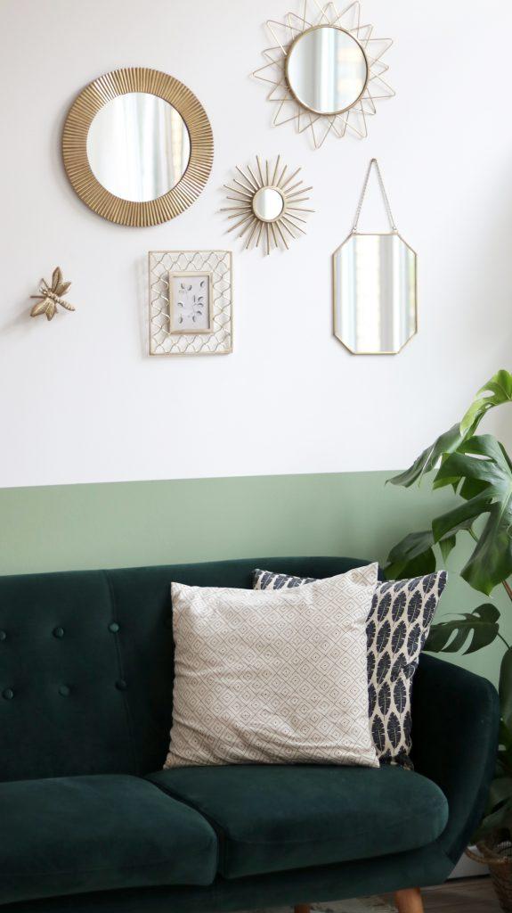 Sofacompany velours zetel