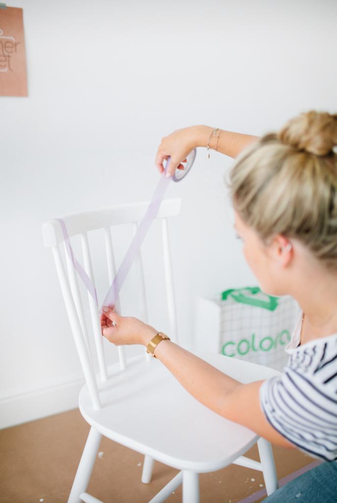 Clo Clo Anne-Catherine Gerets DIY verf 1