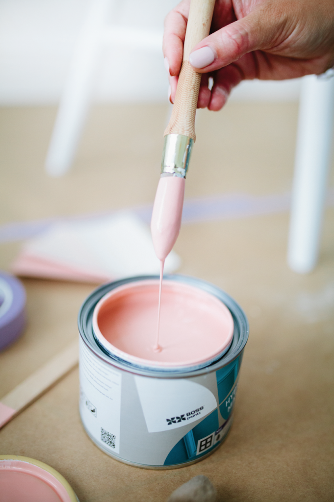 Clo Clo Anne-Catherine Gerets DIY verf 3