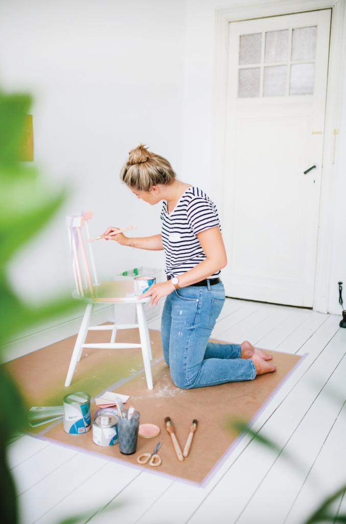 Clo Clo Anne-Catherine Gerets DIY verf 4