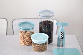 Brabantia Clo Clo interieur tasty colours voedsel bewaren