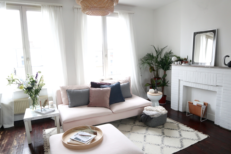 living-roze-zetel