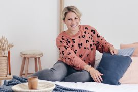 Anne-Catherine indian summer styling
